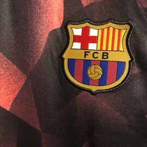 FCB Training Shirt